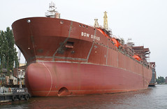 Bow Sirius - Szczecin, Poland (Neil Pulling) Tags: ship poland szczecin shipbuilding stoczniaszczecinska bowsirius