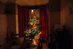 Xmas Front Room