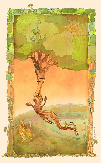 rambunctious tree