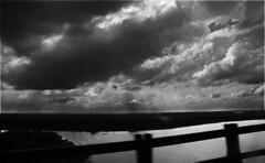 Genesis 1:20 (oscarinn) Tags: blackandwhite beauty clouds landscape mexico tabasco veracruz sureste riogrijalva southbysoutheast