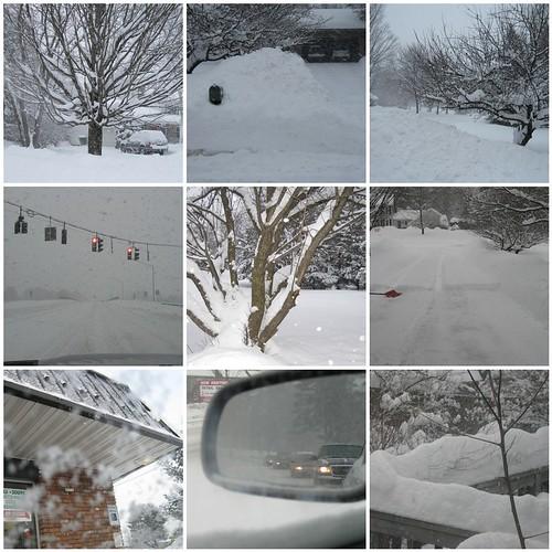 lotsa snow!