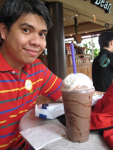 the coffee bean, singapore