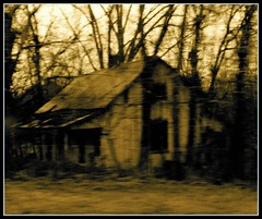 Abandoned Farmhouse (joehall45) Tags: trees sky sepia farmhouse theperfectphotographer
