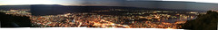 Villa Carlos Paz, desde el Monumento de la Cruz (Lean (inkel)) Tags: sunset argentina atardecer panoramic 2008 crdoba panormica villacarlospaz abendstunde panoramisch