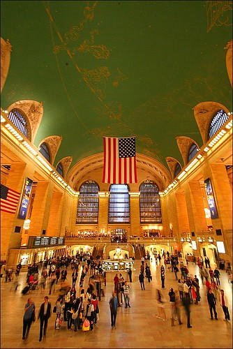 Grand Central shut down