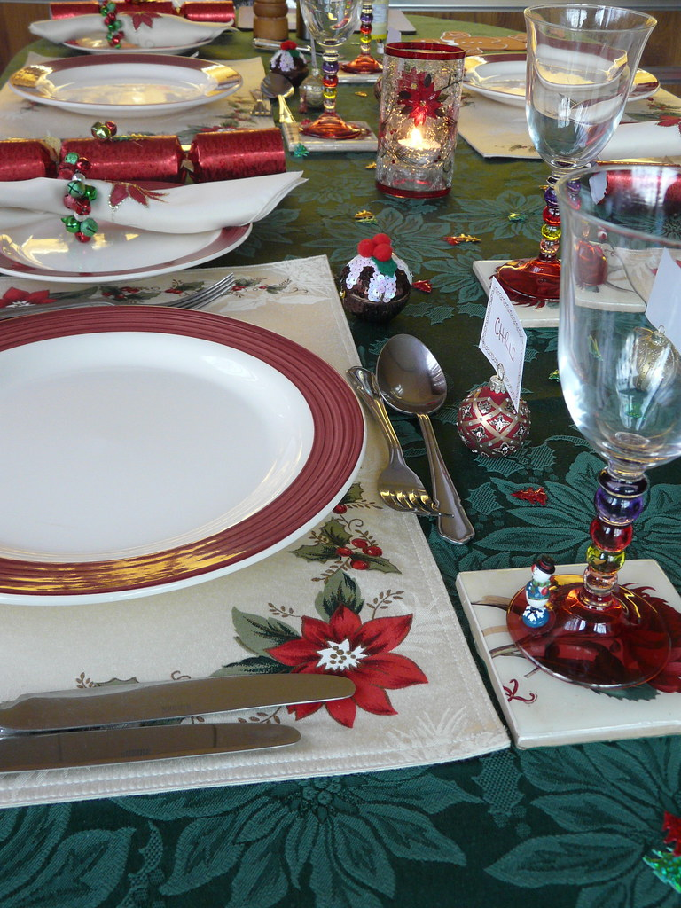 The Christmas Table ......