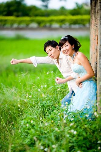 美麗的婚紗照029