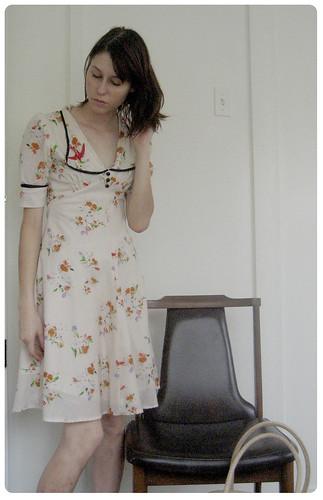 WR 30.12.08 - Vanilla Dress