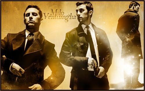 Milo Ventimiglia - Blend by Kelvin S..