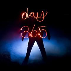 December 30th 2008 - Day 365