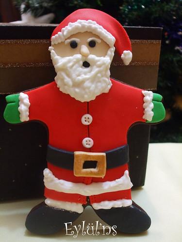 Yeni Yıl Kurabiyeleri..Gingerbread Cookies..Noel Baba
