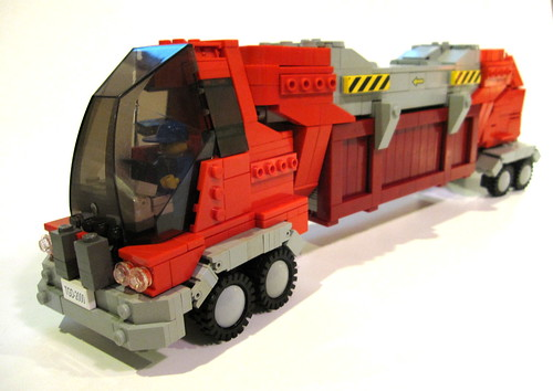 King of the Road MOC