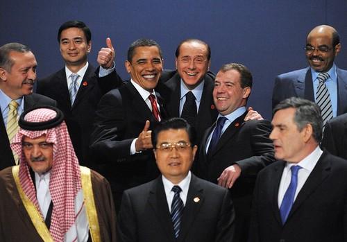 G20 presidentes Obama