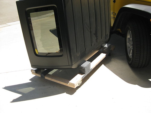Diy Hardtop Cart Jk Forum Com The Top Destination For