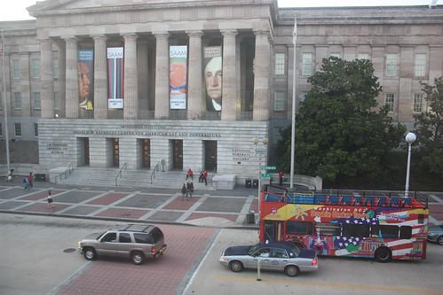 National portrait museum in Washington