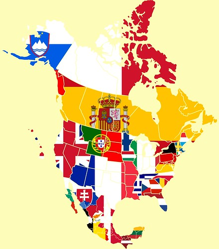 The English Midden The EU As North America GDP Map - Map of us states by gdp