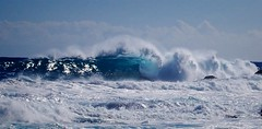 Waves in Margaret River (richiewato) Tags: ocean surfer surfing swell breaks funnel whitewash powerfulwaves