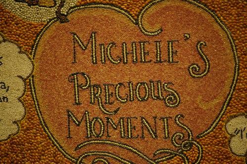 Precious Moments Close-Up