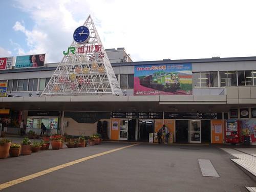 旭川駅2009/09