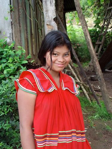 Pretty Girl Smiling Muchacha Bonita Sonriendo Guadalupe