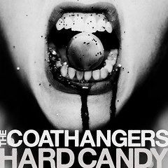 The Coathangers, Hard Candy (J Trav) Tags: hardcandy suicidesqueeze dieslaughterhaus thecoathangers larcenyandoldlace