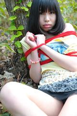 DSC_0250_nx2 (etupirka) Tags: portrait japan sapporo hokkaido bondage rope mio