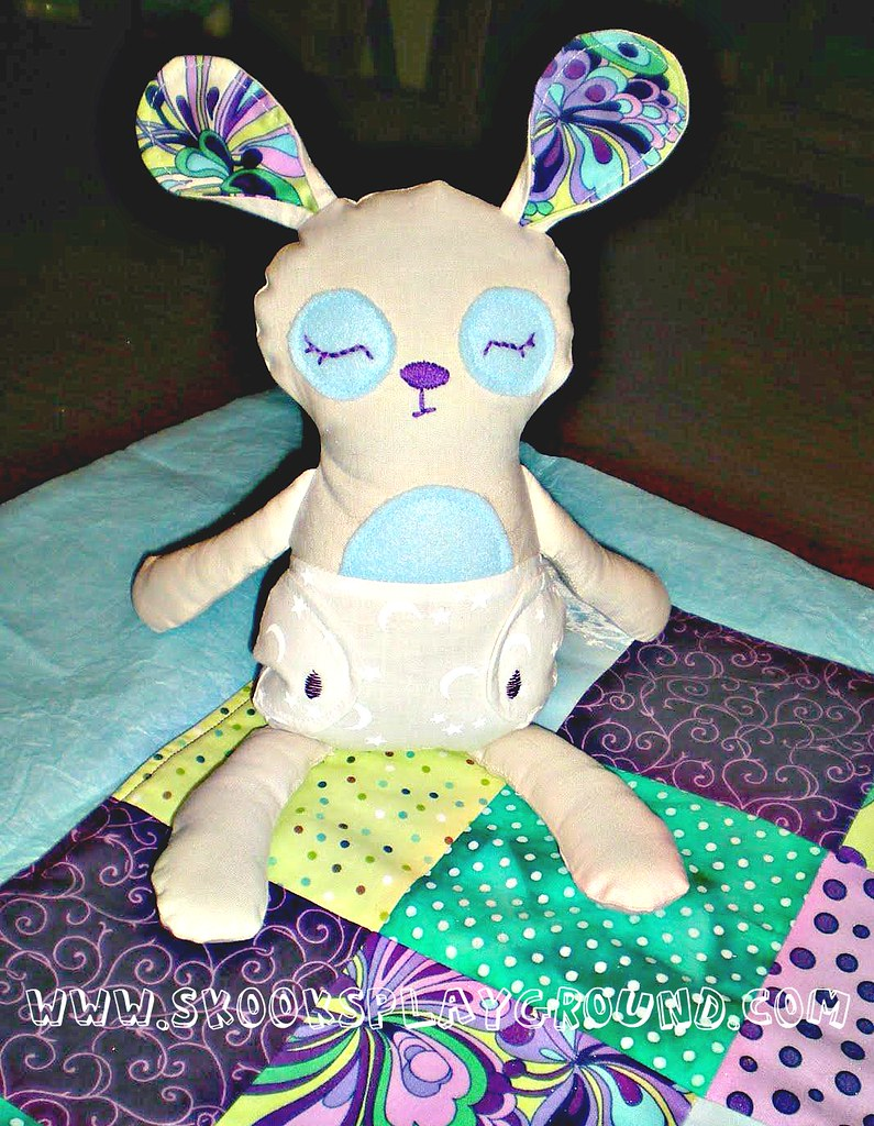 Baby Bunny Binky