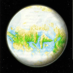 """SNOWBALL EARTH"" - 640 million years ago"