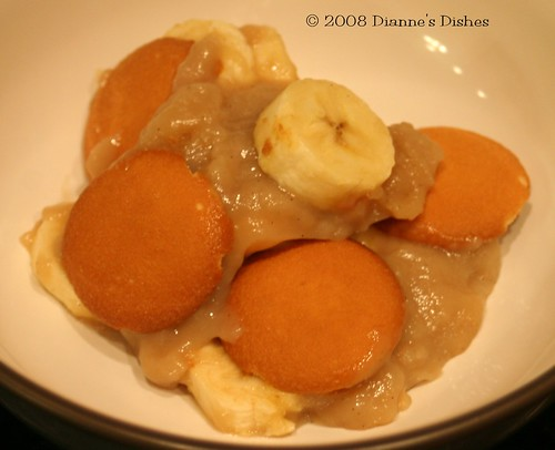 Not Your Mama's Banana Pudding