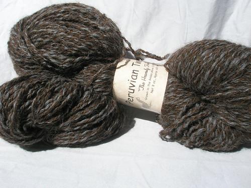 Peruvian Tweed Alpaca
