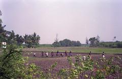 farmers (Jennifer Kumar) Tags: farmers negativescan tamilnadu pondicherry india1998 puducherry