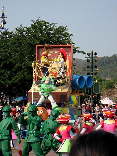 Disney on Parade: Toy Story