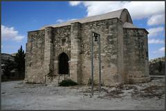Ναός Αρχάγγελου Μιχαήλ  Μάλλουρας / Old church of Archangel Michail Mallouras