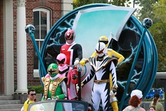 Go Go Power Rangers!