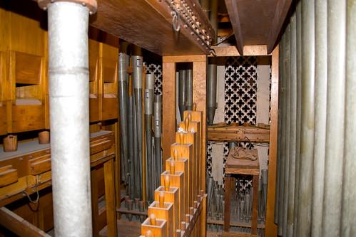 CHS Pipe Organ Chamber