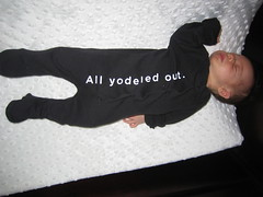 Ellie All Yodeled Out
