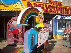 (buzz-kill) Tags: rainbow cambersands amusements pontins bangface bangfaceweekender