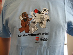 Let the wookie win in Cooper Black