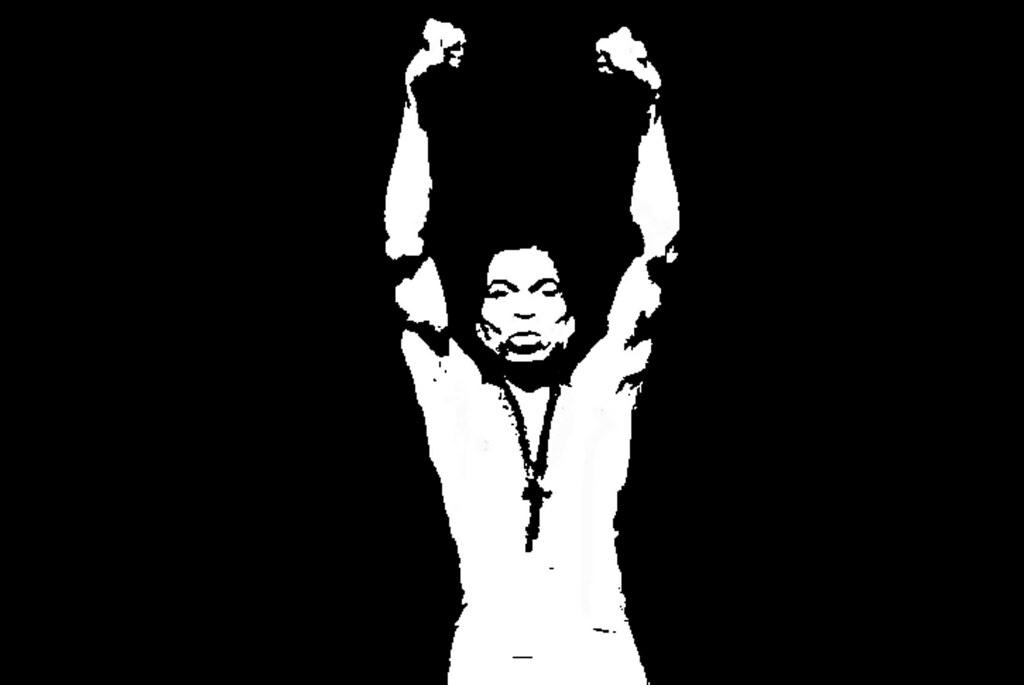 Fela Kuti Stencil