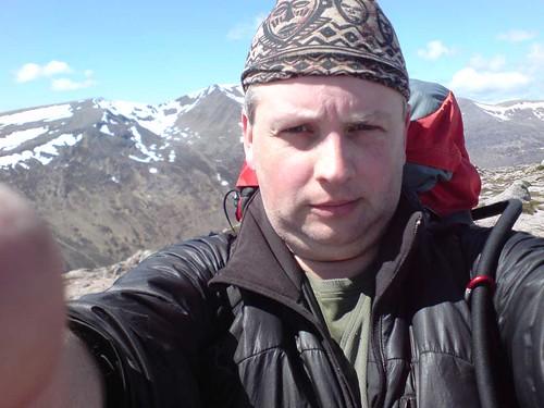 Cairn a' Mhaim (1037m/3402ft) [Munro 46]