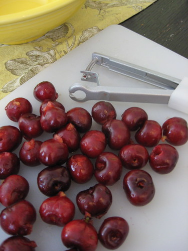 Pitted Cherries