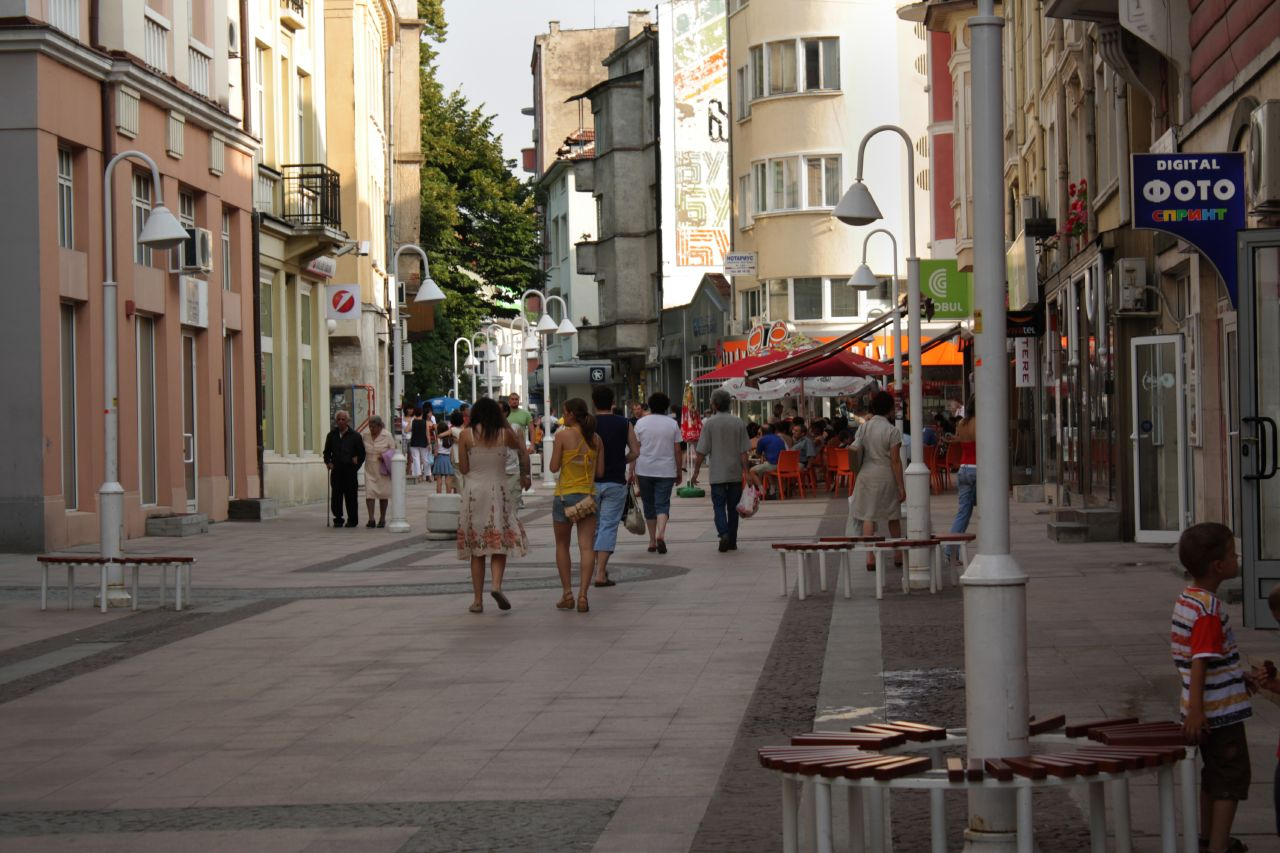 Gabrovo ShoppingMeile