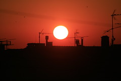 Sunrise today_MG_2422 (jasonjerbil) Tags: sky sun clouds sunrise canon canoneos400d aplusphoto canoneosrebelxtikissdigitalx