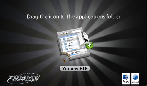 Yummy FTP icon