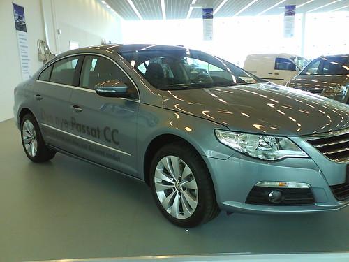 Min nye bil