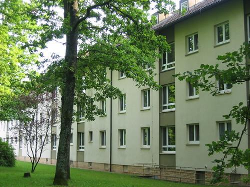 Wohnhaus in der Amerikanischen Siedlung (Loibl, 1955)