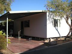 Cabin in Alice Springs