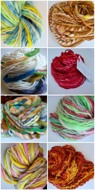 Yarn Update on Etsy