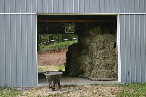 Barn Full of Hay