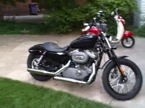 Harley Nightster 1200N #2